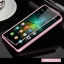 (003-010)เคสมือถือ Case Huawei Honor 4C/ALek 3G Plus (G Play Mini) เคสนิ่มขอบสี+ฝาหน้าเคสกระจกนิรภัยกันรอยกันกระแทก thumbnail 10