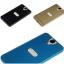 (025-074)เคสมือถือ Case HTC One E9+ เคสกรอบบัมเปอร์โลหะฝาหลังอะคริลิคทูโทน thumbnail 1