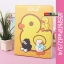 (พร้อมส่ง)เคส iPad2/3/4 เคสฝาพับลายลูกไก่ thumbnail 1