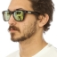 แว่นกันแดด Glassy Sunhaters Deric Black/Gold Mirror (Cancer Hater) 54-18 140 <ปรอทเหลือง> thumbnail 7