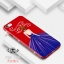 (025-778)เคสมือถือไอโฟน case iphone 5/5s/SE เคสนิ่มTPU ลายการ์ตูนผู้หญิงสวย ขอบเพชรหรูหรา thumbnail 4