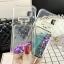 (442-040)เคสมือถือซัมซุง Case Samsung A9 Pro เคสนิ่มใสสะท้อนแสงแฟลชแฟชั่นสไตล์ตู้น้ำกากเพชรขวดน้ำหอม thumbnail 1