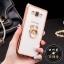 (025-597)เคสมือถือซัมซุง Case Samsung J5(2016) เคสนิ่มใสขอบแวว พร้อมแหวนเพชรวางโทรศัพท์ลายหรู thumbnail 18