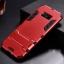 (439-028)เคสมือถือไอโฟน Case Samsung S8+ เคสขอบนิ่มพื้นหลังพลาสติกสไตล์กันกระแทก Ironman thumbnail 3