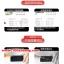 (039-065)ฟิล์มกระจก HTC Desire 826 รุ่นปรับปรุงนิรภัยเมมเบรนกันรอยขูดขีดกันน้ำกันรอยนิ้วมือ 9H HD 2.5D ขอบโค้ง thumbnail 4
