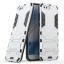(538-018)เคสมือถือ Asus ZenFone 4 (ZE554KL) เคสขอบนิ่มพื้นหลังพลาสติกขาตั้งสไตล์ IronMan thumbnail 2