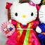 ตุ๊กตา Hello Kitty - Korean Wedding thumbnail 3