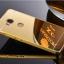 (025-076)เคสมือถือ Case Huawei GR5 เคสกรอบโลหะพื้นหลังอะคริลิคแวววับคล้ายกระจกสวยหรู thumbnail 1