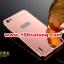 (025-157)เคสมือถือ Case Huawei Honor 6 เคสกรอบโลหะพื้นหลังอะคริลิคเคลือบเงาทองคำ 24K thumbnail 8