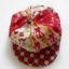 หมวก Bitz สีสันสดใส มีสีโทนชมพู และโทนส้ม size 50-52 cm. 52-54 cm. (ป้าย made in japan) thumbnail 1