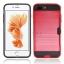 (002-167)เคสมือถือไอโฟน Case iPhone 7 Plus เคสนิ่ม+พื้นหลังพลาสติกกันกระแทกมีช่องใส่การ์ด thumbnail 10