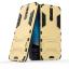 (538-011)เคสมือถือ Case Huawei Nova 2i/Mate10Lite เคสขอบนิ่มกรอบพลาสติกขาตั้งสไตล์ Iron Man thumbnail 2