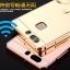 (025-187)เคสมือถือ Case Huawei P9 Plus เคสกรอบโลหะประกบสองชิ้นแบบสไลด์พื้นหลังเคลือบเงา thumbnail 4