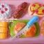 ชุดหั่นขนมเค้กของเด็ก พิซซ่า ขนมปัง thumbnail 2