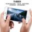 (039-086)ฟิล์มกระจก iPhone 6 5.5นิ้ว รุ่นปรับปรุงนิรภัยเมมเบรนกันรอยขูดขีดกันน้ำกันรอยนิ้วมือ 9H HD 2.5D ขอบโค้ง thumbnail 10