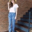 Mos Campion Blue Jeans Pants thumbnail 1
