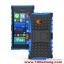 (002-074)เคสมือถือ Microsoft Lumia 730 เคสพลาสติกกันกระแทกรุ่นขอบสี thumbnail 6