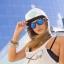 แว่นกันแดด Northweek Sunglass Regular Jibe 54-17 140 <ปรอทน้ำเงิน> thumbnail 8
