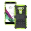 (002-124)เคสมือถือ Case LG G5 เคสนิ่ม+พื้นหลังประกบแบบพลาสติก+มีขาตั้งสไตล์กันกระแทก thumbnail 11
