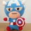 ตุ๊กตา marvel the avengers : Captain America thumbnail 1