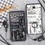 (025-563)เคสมือถือ Case Huawei Y7prime เคสแหวนมือถือพร้อมสายคล้องคอแบบถอดแยกได้ thumbnail 1