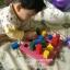 บล็อกไม้รูปทรงต่างๆ ของเล่นเด็ก thumbnail 3