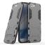 (538-018)เคสมือถือ Asus ZenFone 4 (ZE554KL) เคสขอบนิ่มพื้นหลังพลาสติกขาตั้งสไตล์ IronMan thumbnail 3