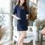 Checked dress thumbnail 1