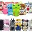 (006-013)เคสมือถือ Case Huawei Honor 4C/ALek 3G Plus (G Play Mini) เคสนิ่มการ์ตูน 3D น่ารักๆ thumbnail 1