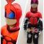 Masked Rider Kabuto (งานลิขสิทธิ์) ชุดแฟนซีเด็กมาค์ส ไรเดอร คาบูโตะ 3 ชิ้น เสื้อ กางเกง & หน้ากาก ให้คุณหนูๆ ได้ใส่ตามจิตนาการ ผ้ามัน Polyester ใส่สบายค่ะ หรือจะใส่เป็นชุดนอนก็ได้ค่ะ size S, M, L, XL thumbnail 1