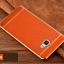 (025-598)เคสมือถือซัมซุง Case Samsung A9 Pro เคสนิ่มขอบทองแฟชั่นสไตล์นักธุรกิจ thumbnail 6