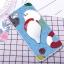 (616-007)เคสมือถือไอโฟน case iphone 5/5s/SE เคสตัวนุ่มนิ่ม บี้ๆน่ารักๆ Trending Squishy 3D Destress thumbnail 5