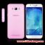 (370-042)เคสมือถือซัมซุง Case Samsung A8 เคสนิ่มใสแฟชั่นแบบบาง thumbnail 7