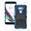 (002-124)เคสมือถือ Case LG G5 เคสนิ่ม+พื้นหลังประกบแบบพลาสติก+มีขาตั้งสไตล์กันกระแทก thumbnail 10