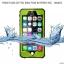 (662-004)เคสมือถือไอโฟน Case iPhone 6/6S เคสแนว Adventure กันน้ำ กันฝุ่น หิมะ IP68 thumbnail 1
