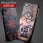 (557-002)เคสมือถือไอโฟน Case iPhone7 Plus/iPhone8 Plus เคสนิ่มซิลิโคนลายเส้น 3D thumbnail 2