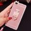 (025-592)เคสมือถือ Case Huawei P8 Lite เคสนิ่มแววหรูติดคริสตัล พร้อมเซทแหวนเพชรวางโทรศัพท์ และสายคล้องคอกดแยกออกได้ thumbnail 17