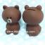 กระปุกออมสิน ลายหมีบราวน์ thumbnail 4