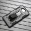 (002-108)เคสมือถือ Microsoft Lumia 650 เคสนิ่ม+พื้นหลังประกบแบบพลาสติก+มีขาตั้ง+ที่เหน็บเอวสไตล์กันกระแทก thumbnail 6