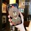 (025-639)เคสมือถือไอโฟน Case iPhone 7 Plus/8 Plus เคสนิ่มหมีไลน์ Glitter แหวนเพชรมือถือและสายคล้องคอถอดแยกสายได้ thumbnail 3
