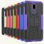(674-009)เคสมือถือ Case Huawei Nova 2i/Mate10Lite เคสนิ่มเกราะพลาสติกลายยางรถยนต์ thumbnail 1