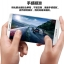 (039-041)ฟิล์มกระจก Oppo R7 Plus รุ่นปรับปรุงนิรภัยเมมเบรนกันรอยขูดขีดกันน้ำกันรอยนิ้วมือ 9H HD 2.5D ขอบโค้ง thumbnail 8