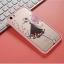 (025-200)เคสมือถือ Case OPPO A59/F1s เคสพลาสติกขอบชมพูพื้นหลังใสลายน่ารักๆประดับคริสตัล thumbnail 3