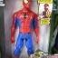 Superhero - Spiderman แขนขา ขยับได้ กดที่อกมีไฟกับเสียง สูงประมาณ 12 นิ้ว งานสวยนะคะ thumbnail 1