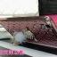 (442-008)เคสมือถือ Case OPPO R9 Plus เคสนิ่มใสขอบชุบแววลายโมเสคแก้ว thumbnail 6