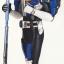 Masked Rider Den-O Rod Form (งานลิขสิทธิ์) ชุดแฟนซีเด็กมาสค์ ไรเดอร์ เดนโอ ในร่างของร็อด ฟอร์ม 3 ชิ้น เสื้อ กางเกง & หน้ากาก ให้คุณหนูๆ ได้ใส่ตามจิตนาการ ผ้ามัน Polyester ใส่สบายค่ะ หรือจะใส่เป็นชุดนอนก็ได้ค่ะ size S, M, L, XL (สำหรับน้องประมาณ 3-8 ปี) thumbnail 2