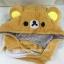 ผ้าคลุม GISMO ลาย Rilakkuma เนื้อผ้าขนหนูนุ่มๆ thumbnail 2