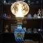 โคมไฟอิตาลี่ Dipinto A Mano: Pottery & China รหัส71159tl2 thumbnail 12