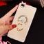 (025-592)เคสมือถือ Case Huawei P8 Lite เคสนิ่มแววหรูติดคริสตัล พร้อมเซทแหวนเพชรวางโทรศัพท์ และสายคล้องคอกดแยกออกได้ thumbnail 6