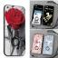 (025-889)เคสมือถือไอโฟน Case iPhone 6Plus/6S Plus เคสนิ่มซิลิโคนลายน่ารักพร้อมแหวนมือถือและสายคล้องคอถอดแยกได้ thumbnail 1